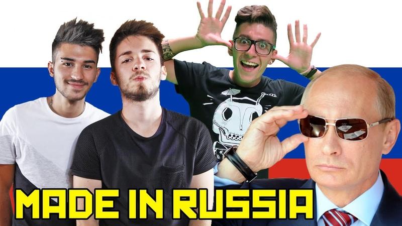 MADE IN RUSSIA CHALLENGE wSt3pNy - Matt Bise