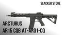 [ARCTURUS] AR15 CQB, REVIEW, M-LOCK / АРКТУРУС ОБЗОР М СЕРИЯ