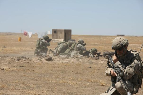 Причины вторжения сил США в Ирак. Хроника военной операции США, потери в Ираке