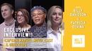 INTERVIEW EXCLUSIVE CAPTAIN MARVEL W/ BRIE LARSON, SAMUEL L JACKSON, RYAN FLECK ANNA BODEN!