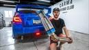 THE BEST EXHAUST! Subaru WRX STi Tomei Ti Expreme