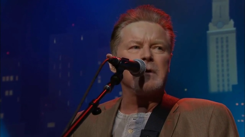 Don Henley Dirty Laundry HD Live