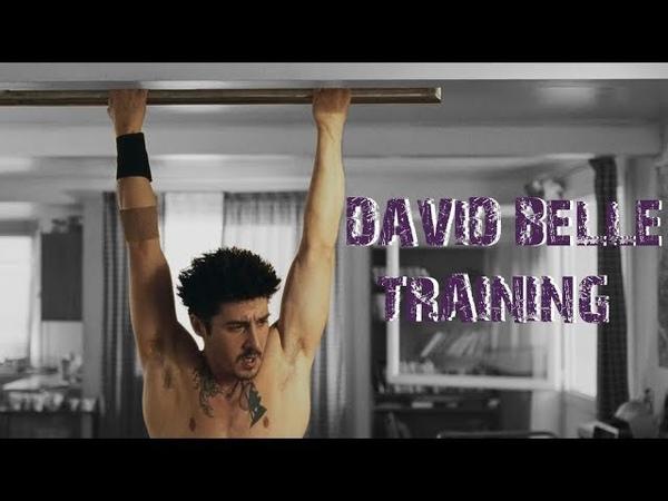 David Belle Training