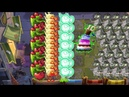 Plants vs Zombies 2 Battlez Apple Mortar Electric Peashooter and Fire Peashooter