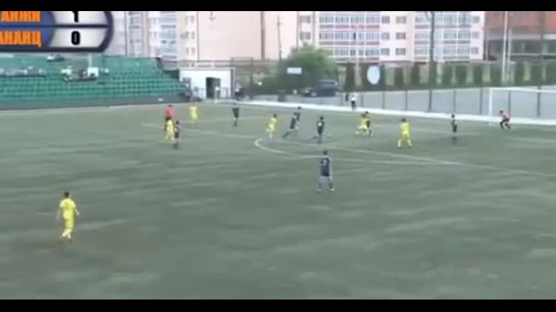 «Caspian Cup-2019». «Анжи» 4:0 «Бананц»