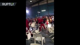 Chair politics Debate between two political parties ends up with scuffles in South Africa