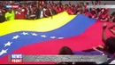 В Каракасе прошел марш сторонников легитимного президента Венесуэлы Николаса Мадуро