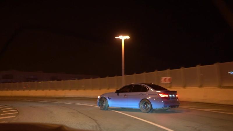 BMW M4M3 (f82f80) Drift city Moscow Дрифт по городу Москва на BMW M3 f80