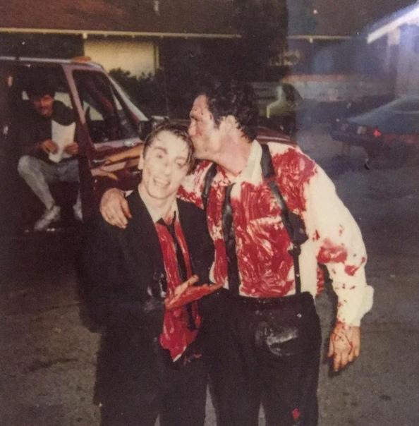 Майкл Мэдсен не хотел, чтобы в «Бешеных псах» его убил Тим Рот
