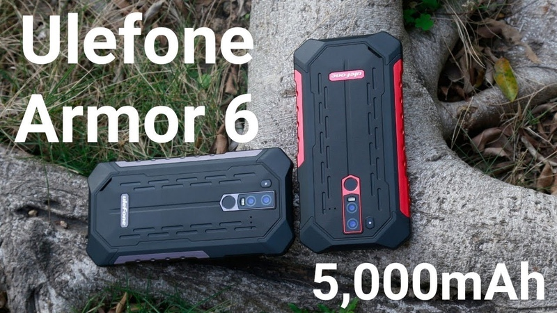 Ulefone Armor 6 6GB RAM 128GB ROM 5,000mAh Unboxing Review Specifications First Look Price Buy