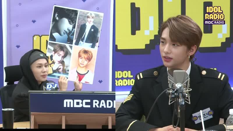 190419 Stray Kids Hyun Jin excerpt Idol Radio