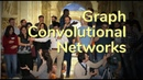 GCN Semi Supervised Classification with Graph Convolutional Networks AISC Lunch Learn