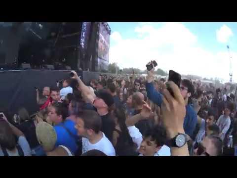Scarlxrd - bxiling pxint - live festival lollapalooza @ paris 21 / 07 / 2018 frnce