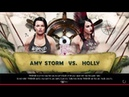 Полуфинал турнира Undisputed champion Amy Storm vs Holly
