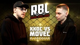 RBL ХХОС VS MOVEC (MAIN EVENT, RUSSIAN BATTLE LEAGUE)