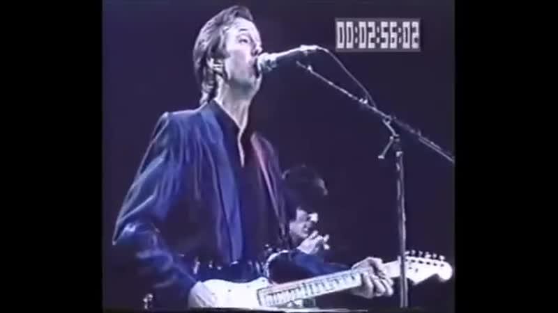 Eric Clapton, Ron Wood, Bill Wyman,Charlie Watts - Cocaine - [Madison Square Garden]