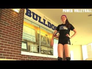 207 cm tall volleyball player dana rettke (hd)