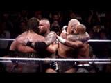War Raiders / The Viking Experience (Hanson / Ivar & Rowe / Erik) Vs Aleister Black & Ricochet - NXT TakeOver:New Yourk