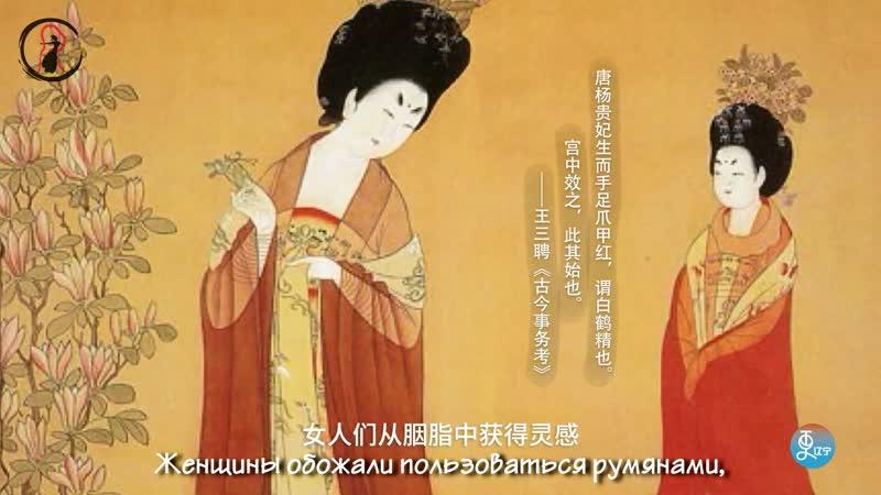 Китай на кончике пальца о древнем искусстве маникюра и его современной интерпретации