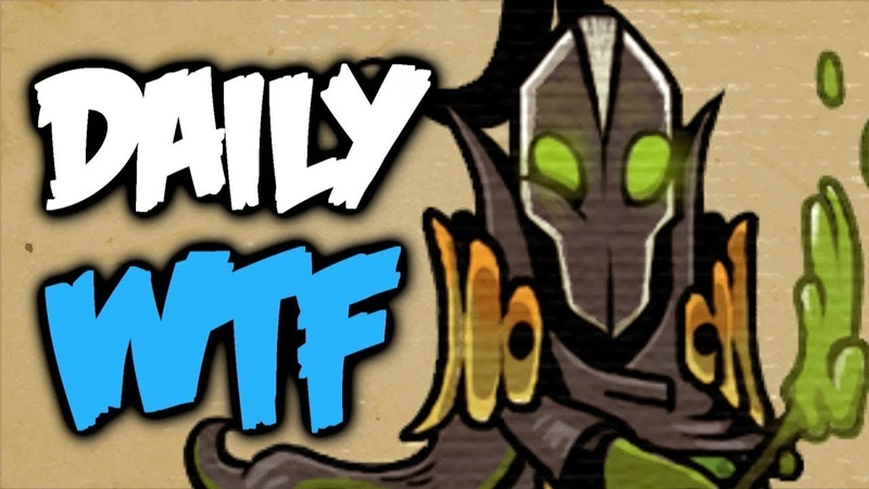 Dota 2 Daily WTF Two is better than One