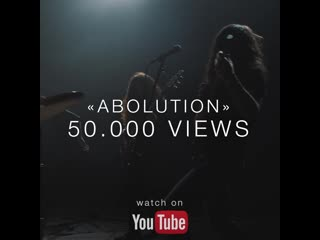 Irreversible mechanism – abolution – 50k