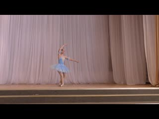 Вариация Феи Кандид из балета