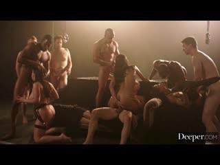 Angela white, emily willis and kira noir [all sex, hardcore, blowjob, anal, artporn, orgy]