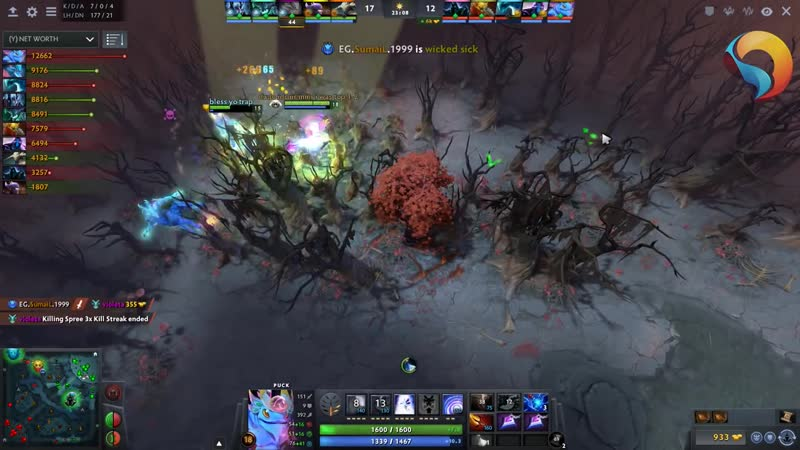 SumaiL Puck Fast Fingers Maestro Dota 2 7 21 2019