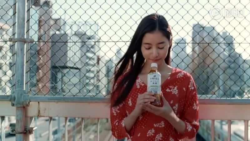 KIRIN午後の紅茶「おいしい無糖 新木優子 大人になった」篇15秒CM
