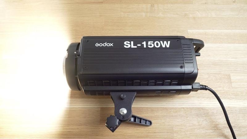 Godox SL-150W - решение проблемы шумного охлаждения Noctua NF-A8 FLX