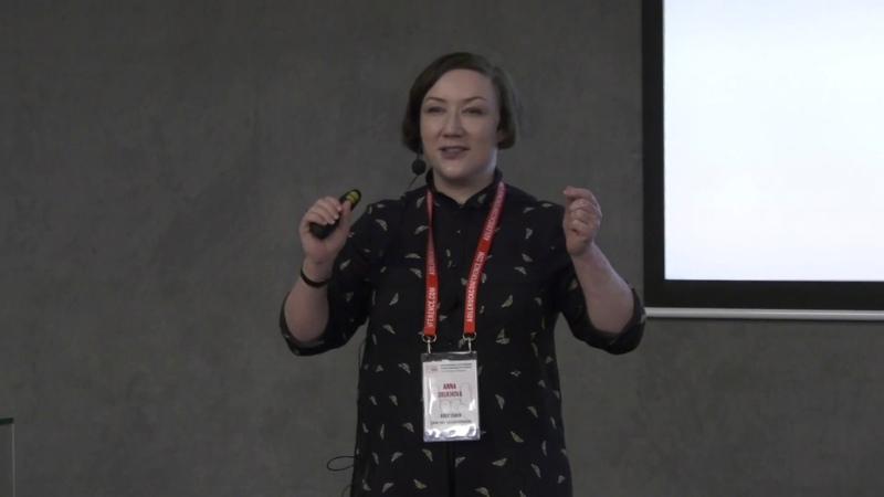 ANNA OBUKHOVA | Утомленные Аджайлом - коучинг усталых команд | Agile Rock Conference 2018