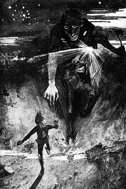 ХЭЛЛОУИН: КРАТКИЙ ПУТЕВОДИТЕЛЬ ПО БРИТАНСКОЙ НЕЧИСТИ Дьявол, он же черт, как следует погулял по городам и весям Великобритании. По очень приблизительной оценке, рогатый соблазнитель и пакостник