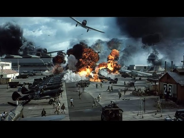 Pearl Harbor (2001) Surprise Millitary Strike (Edited)