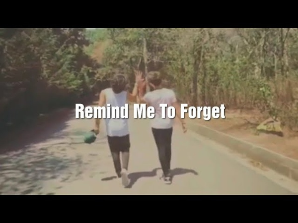 Emiliaco | Remind Me To Forget - Kygo, Miguel