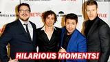 Umbrella Academy Cast Funny Moments!!