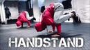 Upper Body Workout Handstand
