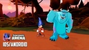 DISNEY SORCERER'S ARENA - iOS / Android - FIRST GAMEPLAY