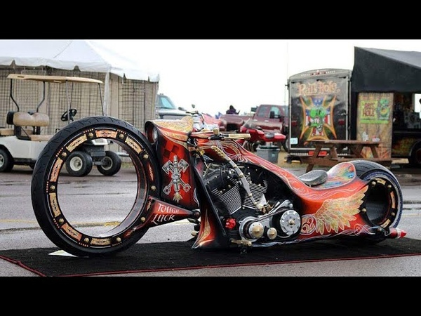 Absolutely Coolest and Craziest Exhibition Motorcycles