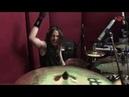 Megadeth - Mechanix (Dirk Verbeuren Drum Playthrough)