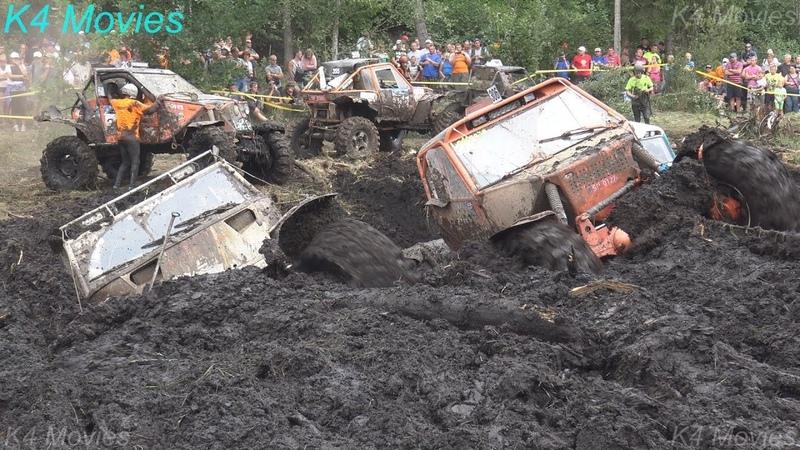 Off-Road Vehicle Mud Race   ET2   Klaperjaht 2018