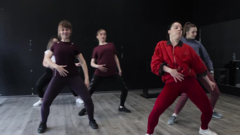 REGGAETON WEEKEND.SV Select 4 Choreo by Anna Bedenyuk || Deejay Telio Deedz B Esfrega Esfrega