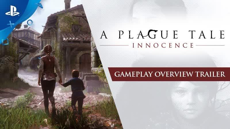 A Plague Tale- Innocence — Русский сюжетный трейлер игры (Субтитры, 2019) - YouTube