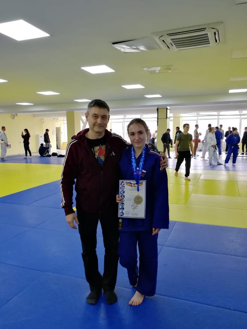 Таганрогские дзюдоисты показали хорошие на Чемпионате Ростовской области по дзюдо