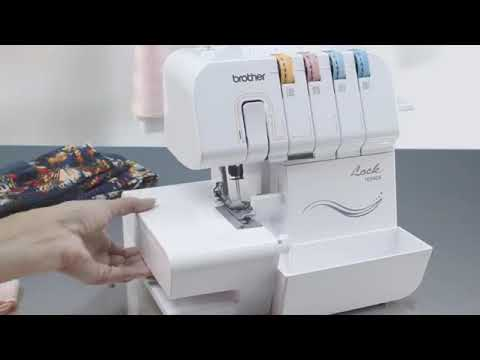 Brother 1034D Serger Tips Lessons Learned GARMENT REPORT