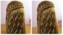 Tuto coiffure simple 🌺 Belle coiffure facile à faire cheveux long/mi long 🌺 Coiffure pour l'ete
