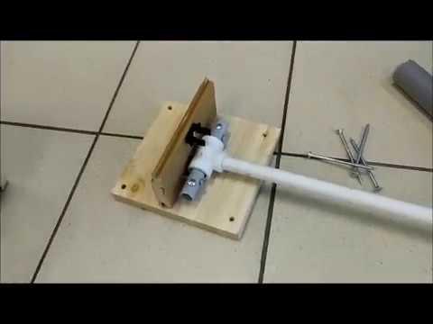 Падающая мишень для стрельбы из лука-конструкция 3 копейки