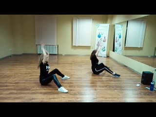 Dance Britney Spears - Gimme more. Choreography by Alinka Beauty