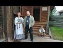 На коне вороном выезжал партизан Песня с Большой Куналей Семейная студия Чебагай Шушенское дом