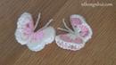 Hướng dẫn móc con bướm