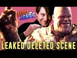 Aldo Jones AVENGERS ENDGAME ALTERNATIVE ENDING (SPOILERS) LEAKED DELETED SCENE